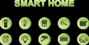 smart home alarmanlage glasbruch überwachen